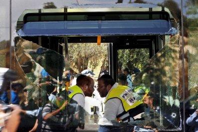 Israel Palestine Middle East Jerusalem Attacks