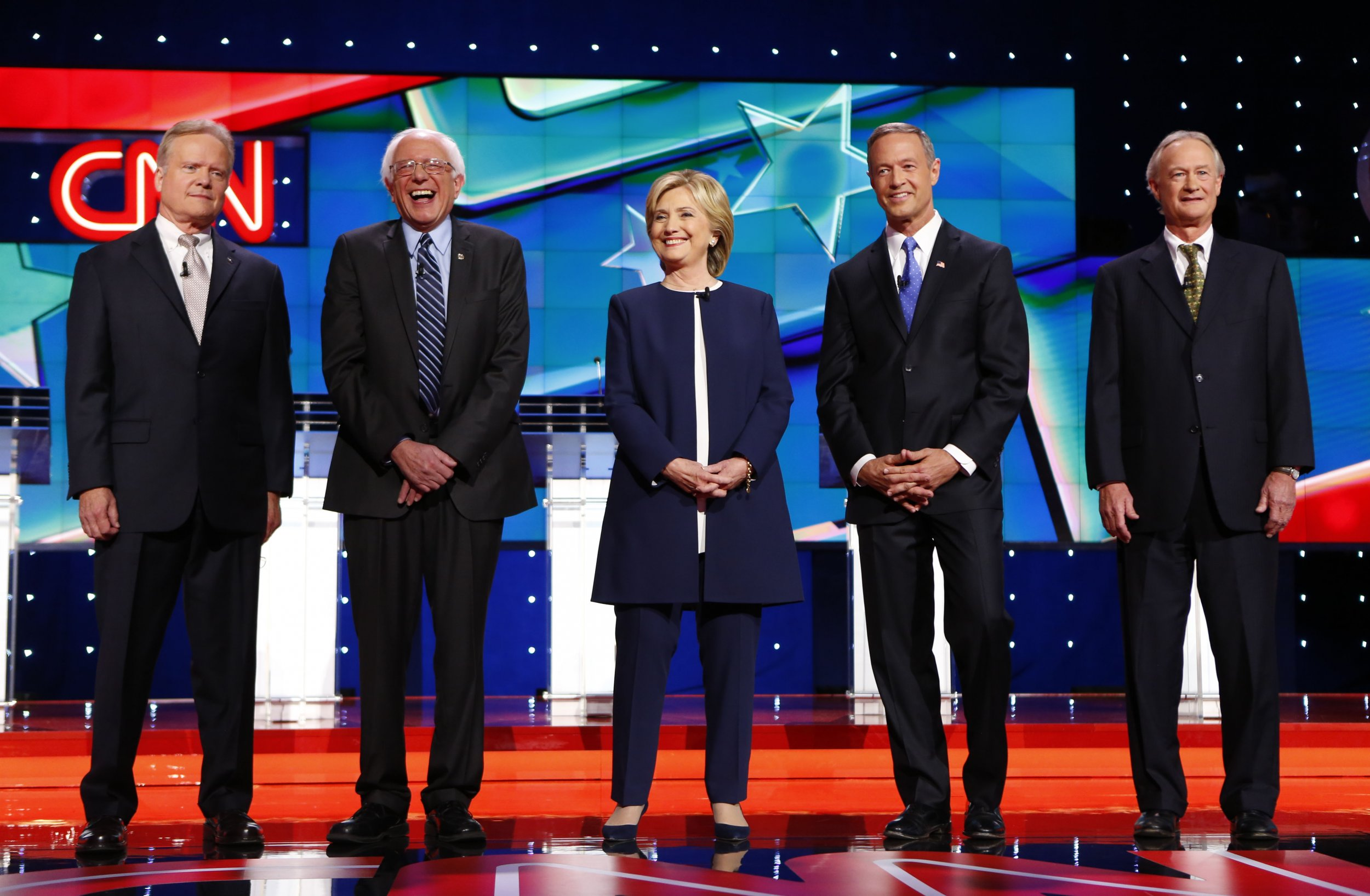 who won the dem debate how unbelievers saw it