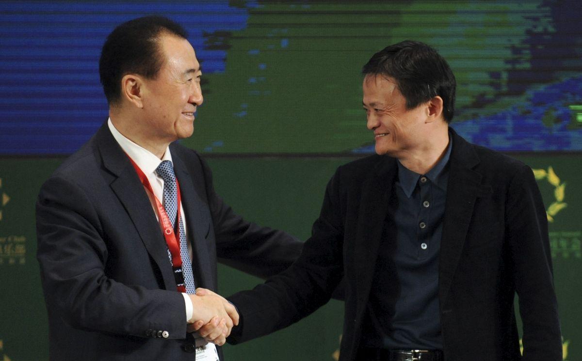 China US Billionaires