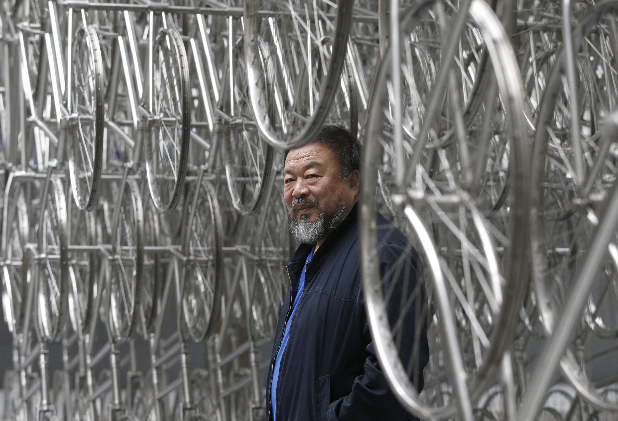 Ai Weiwei Memoir Comin...