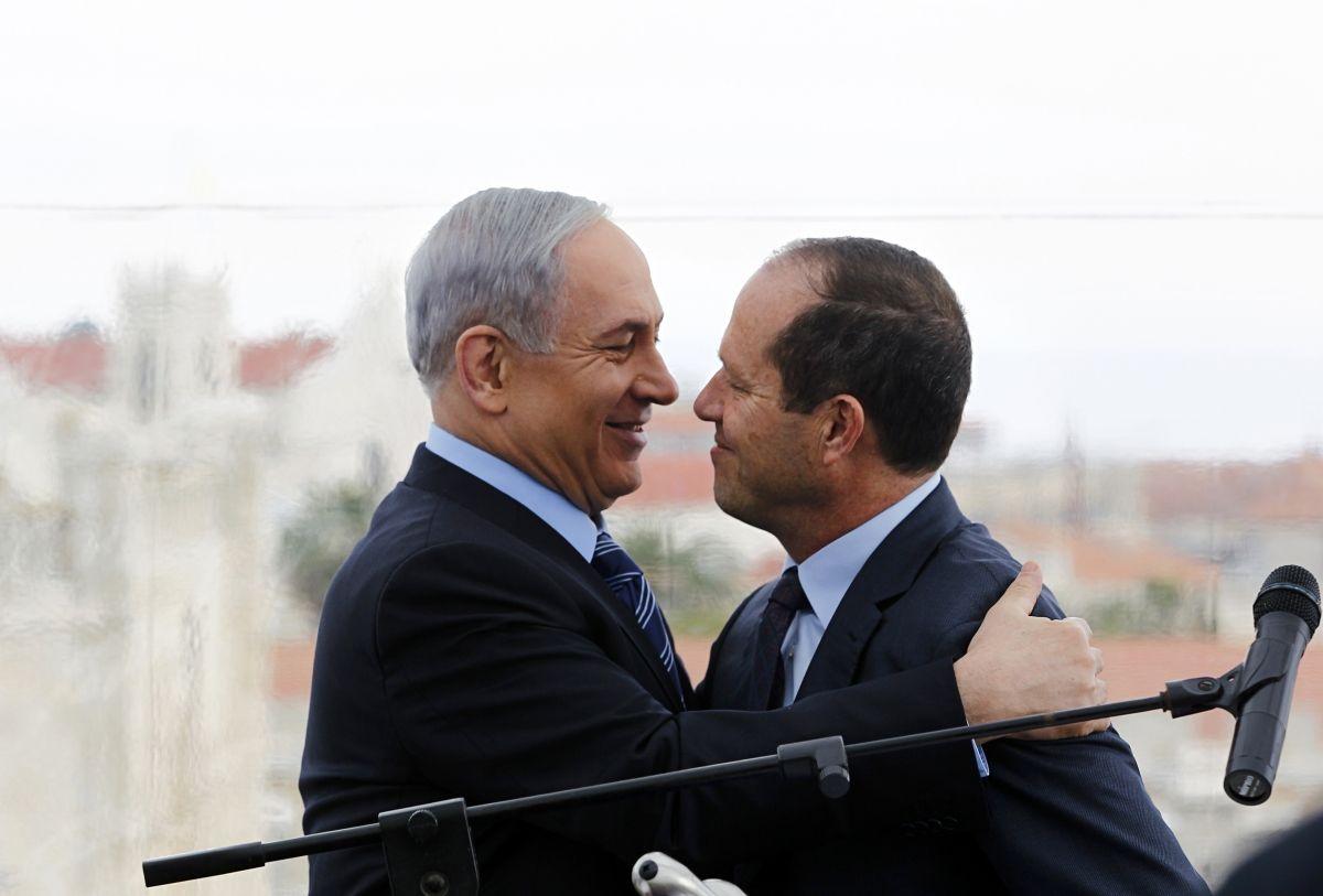Barkat Jerusalem Knife Intifada Middle East