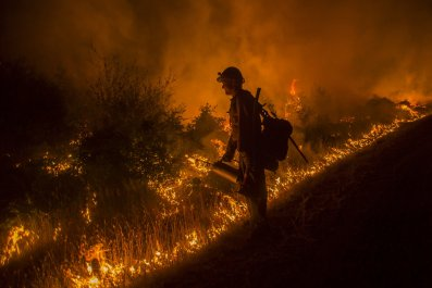 California Wildfires to get Worse with Drought