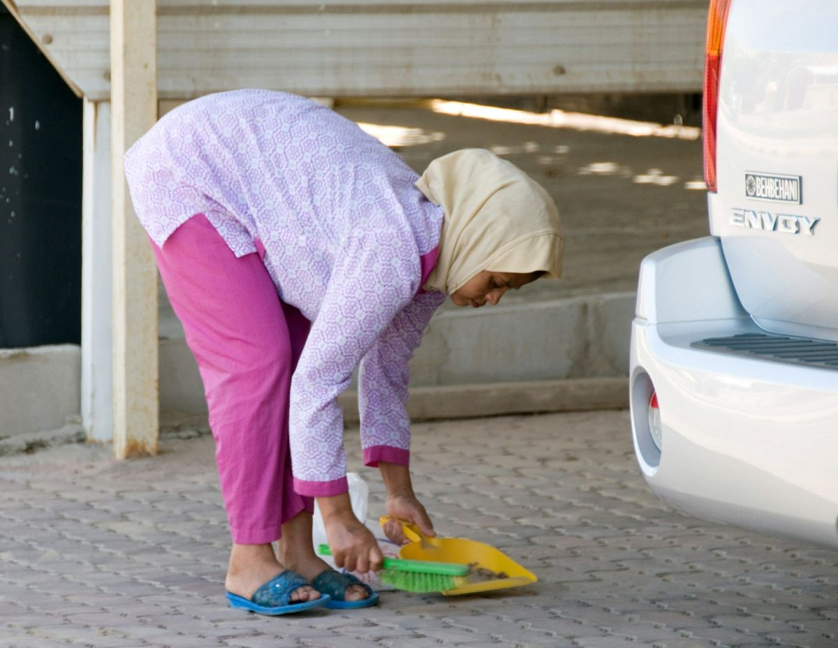 Abuse of domestic workers in Gulf states