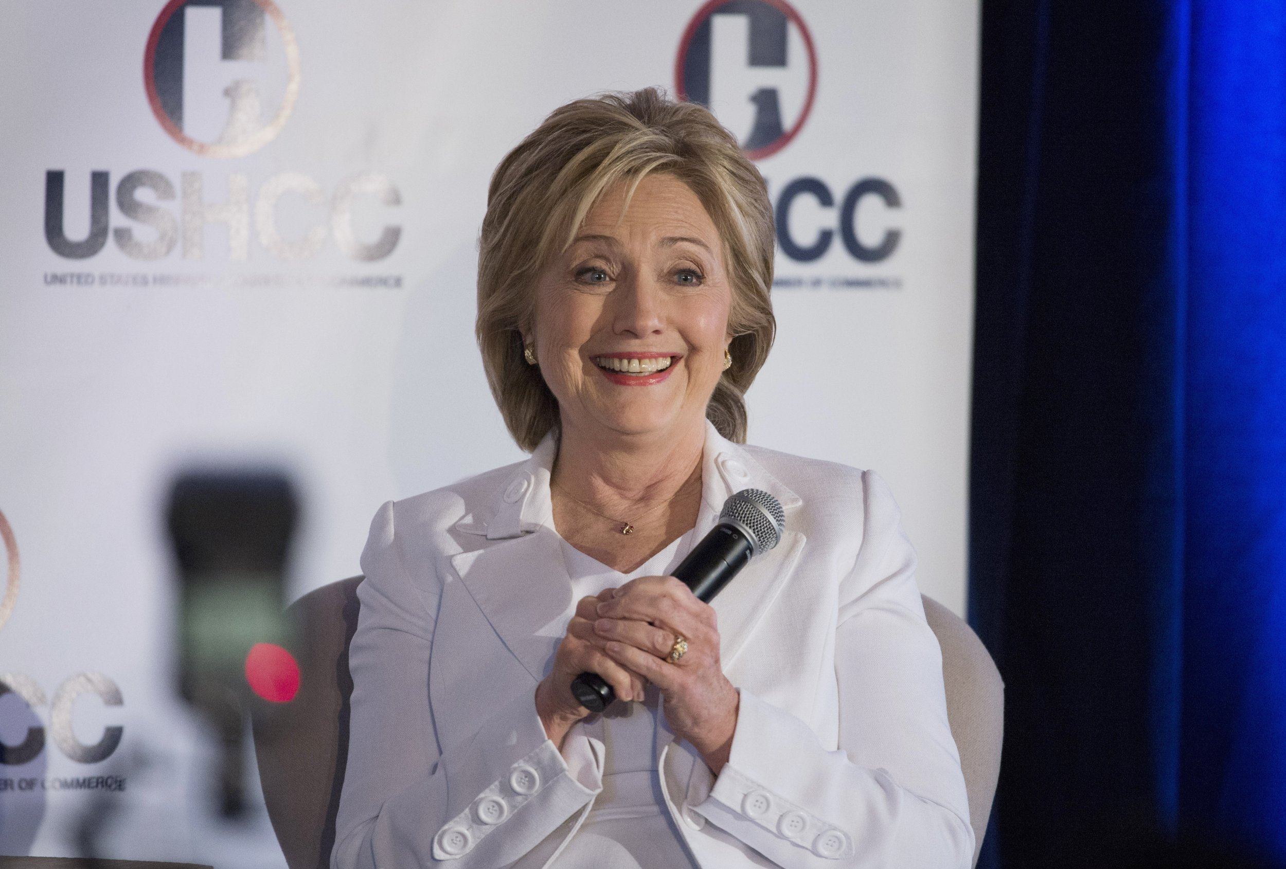 Poll: Hillary Clinton Won the First Democratic ...