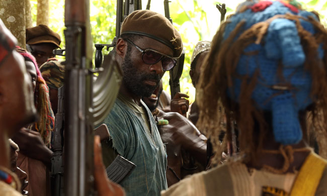 Idris Elba Beast Of No Nation