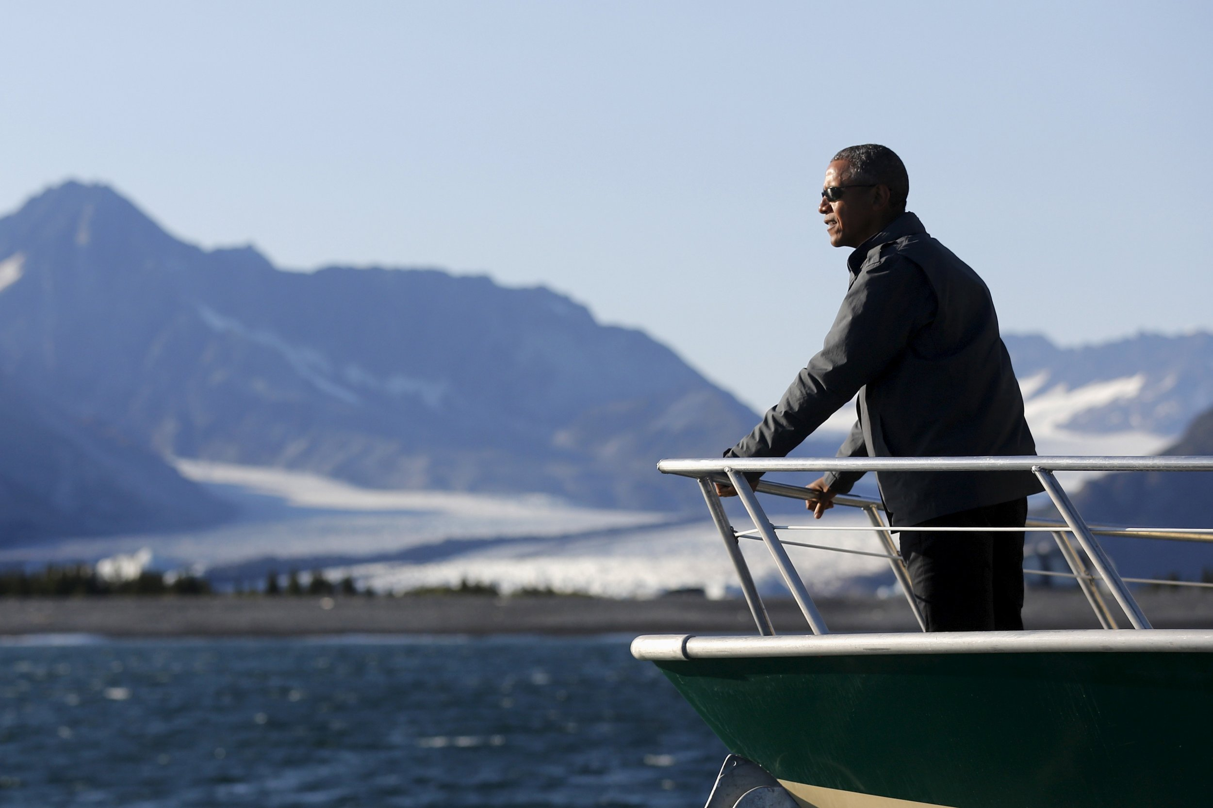 Obama Cancels Drilling Leases in American Arctic