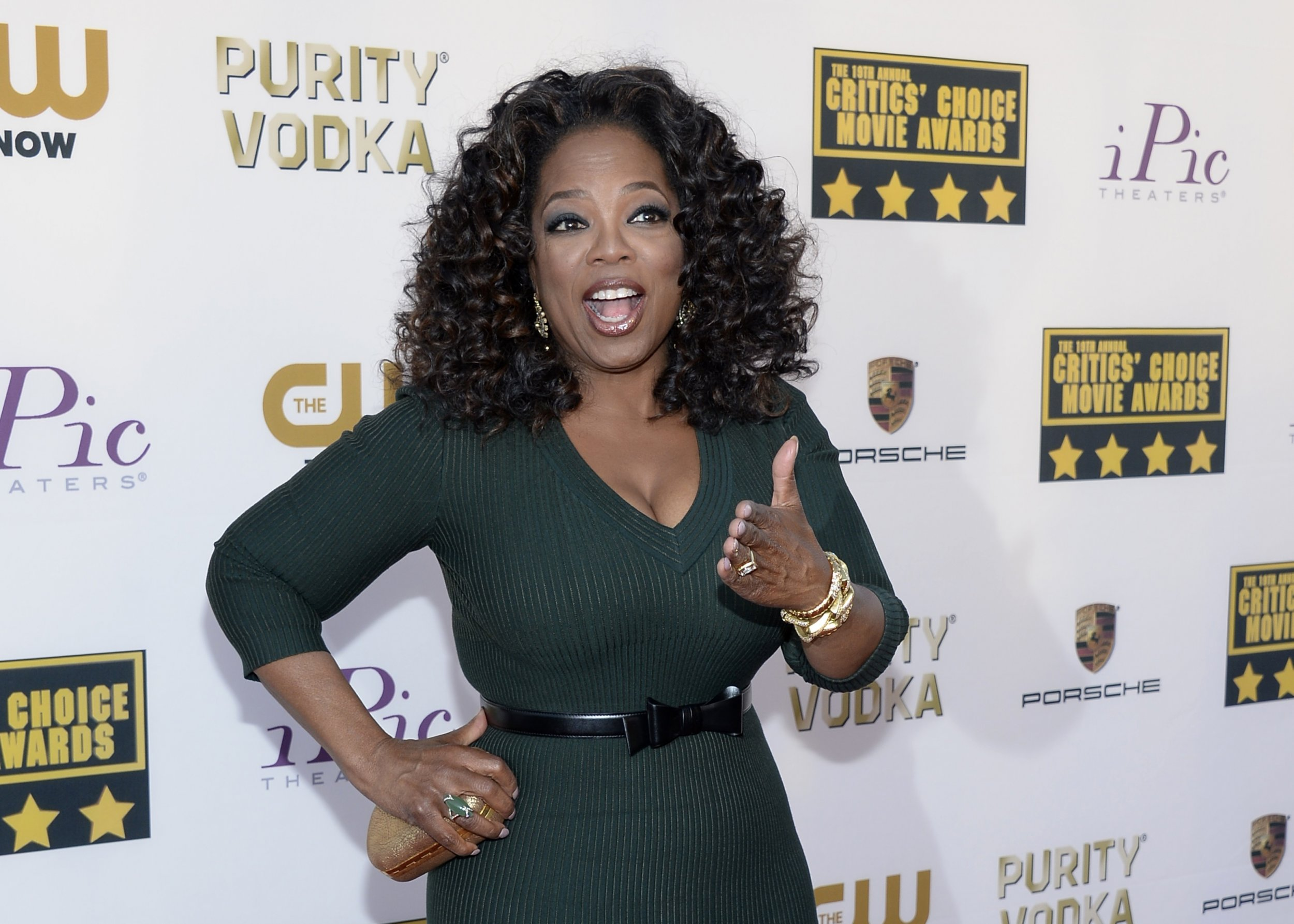 Oprah Joins Weight Watchers Board in New Partnership