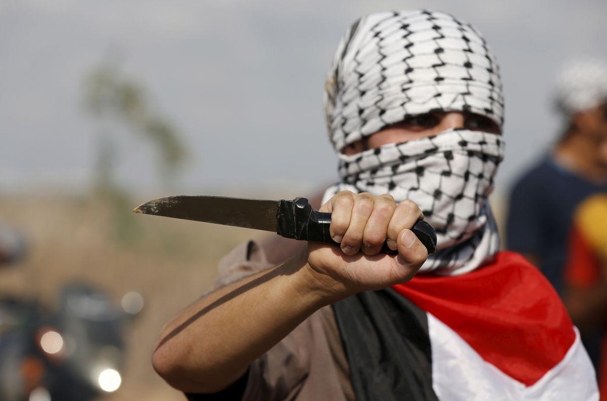 Israel Knife Attack Middle East Jerusalem
