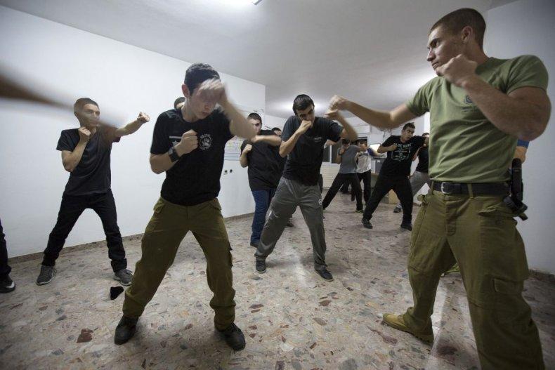 Israel West Bank Jerusalem Knife Attack
