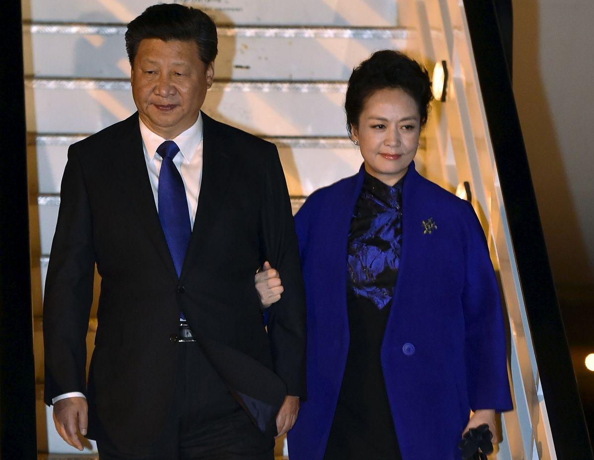 Xi Jinping China UK