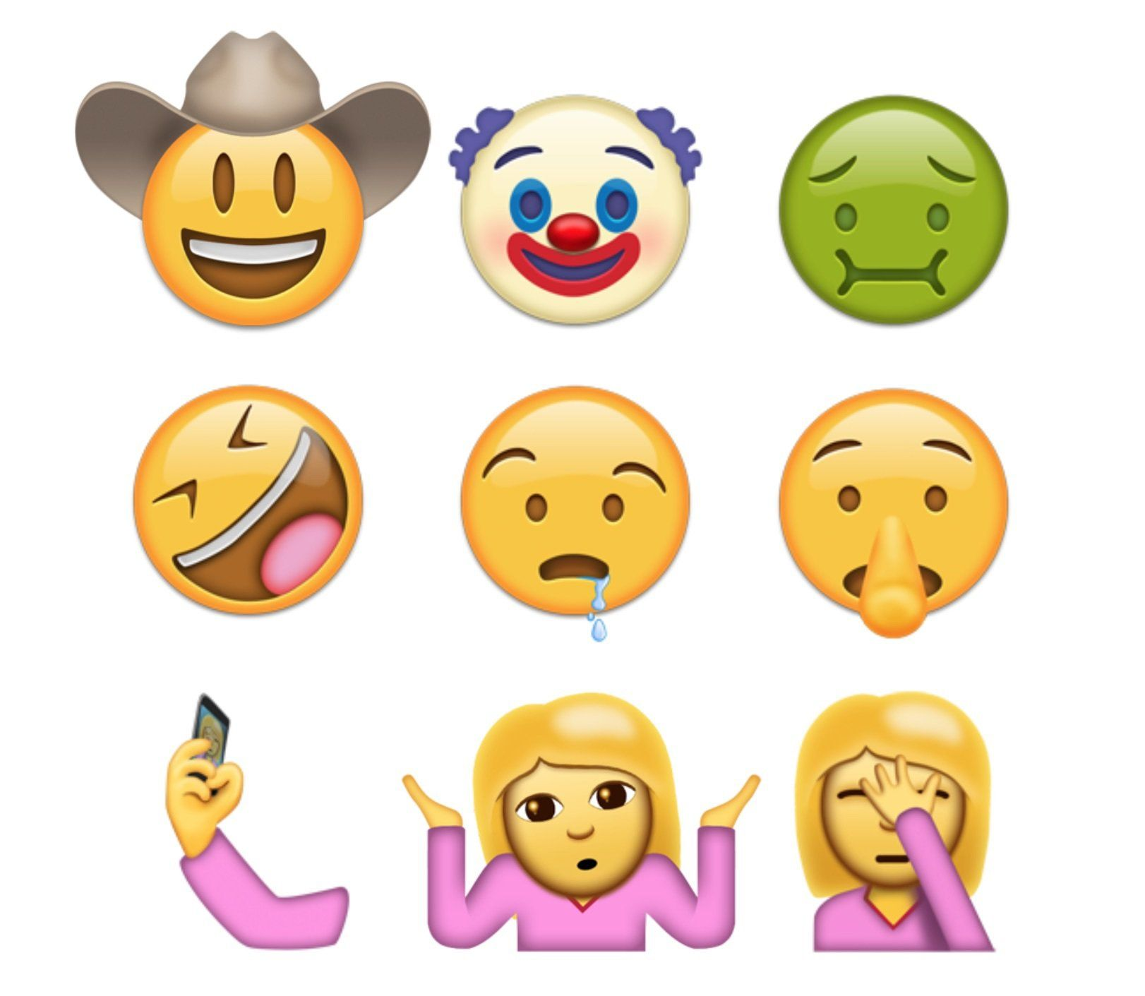 New Emoji Candidates To Be Voted On In Spring 2016