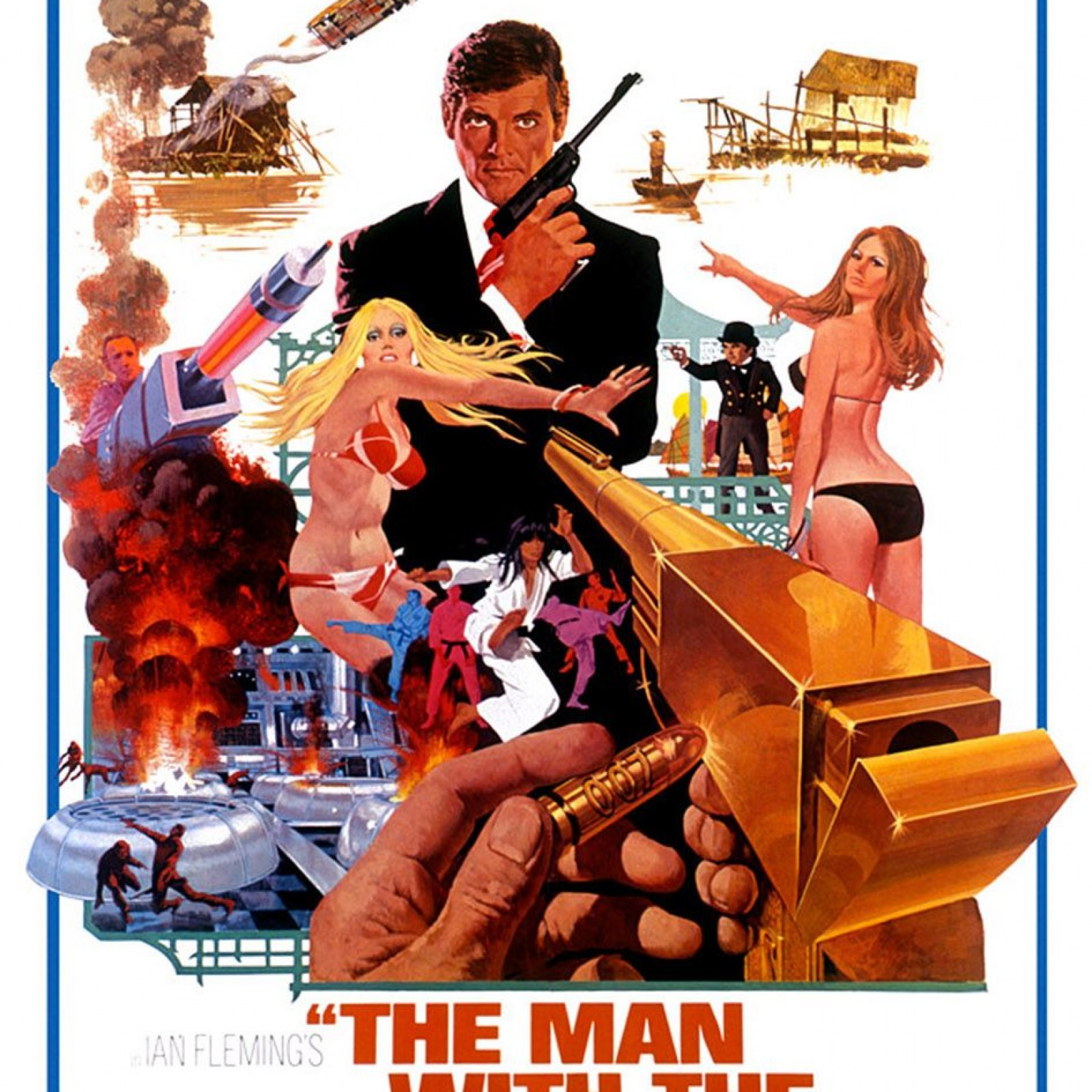 What Makes a Great James Bond Villain?