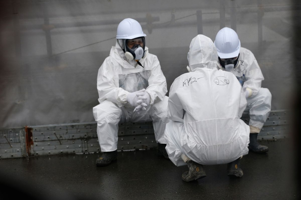 Fukushima worker diagnosed with cancer