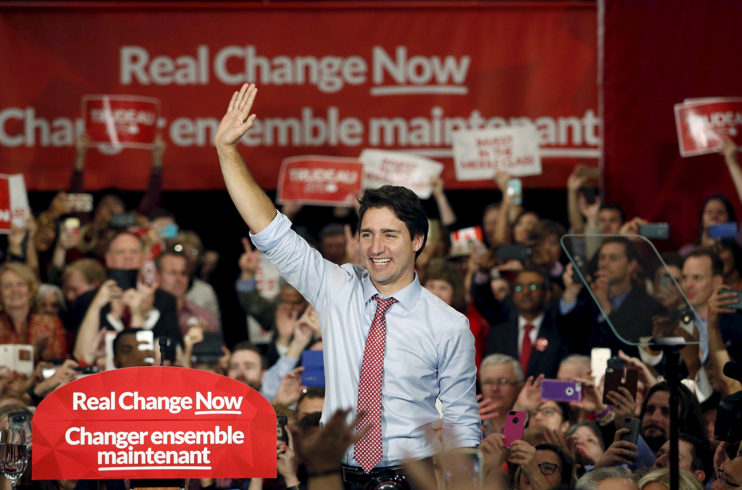 10/20_Justin Trudeau Canada