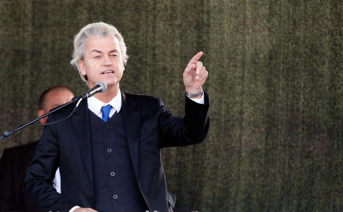 Geert Wilders in Australia