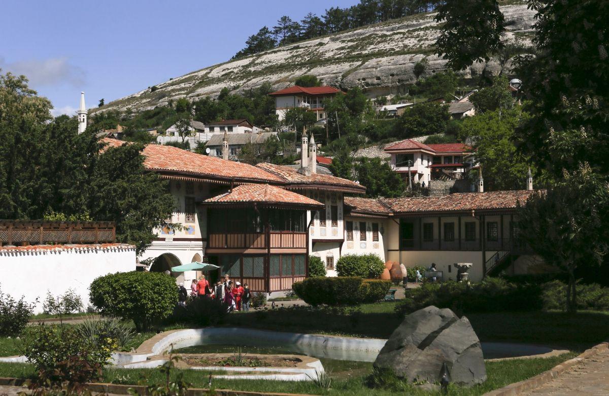 Bakhchisaray Palace, Crimea
