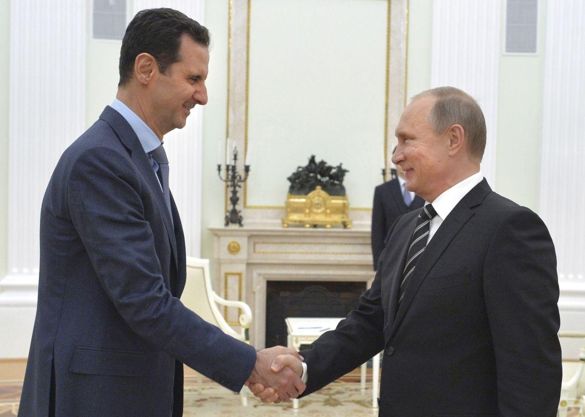 Putin Assad Meeting Important