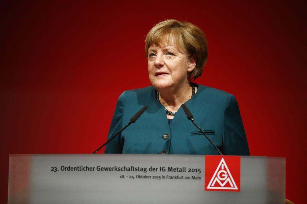 German Business Leaders Lose Faith in Merkel