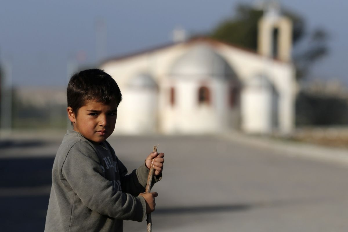 Cyprus Syria Refugee Middle East