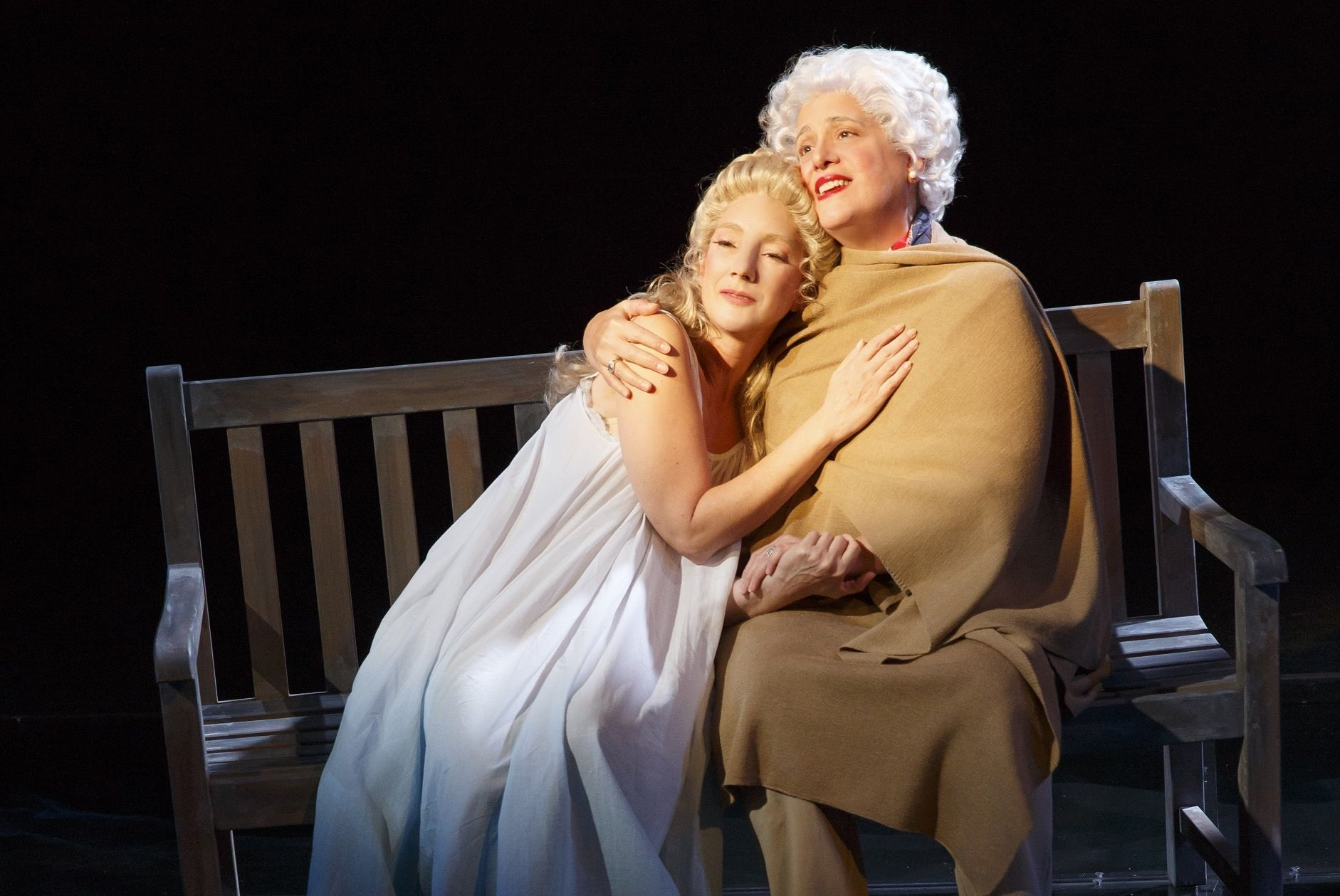 first daughter suite theater review barbara bush gets