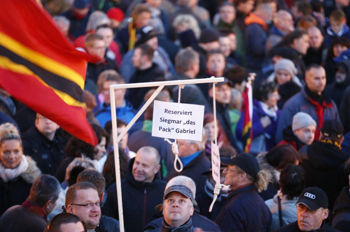 Hate Speech in Germany