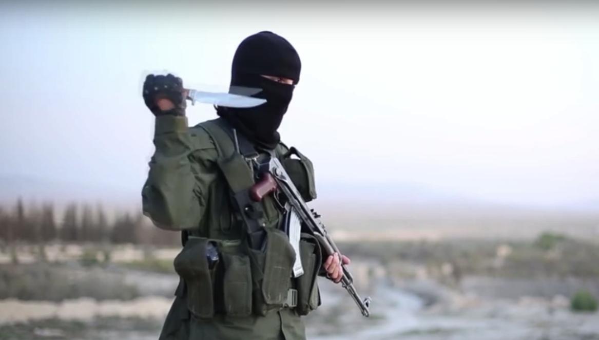 Israel ISIS Palestine