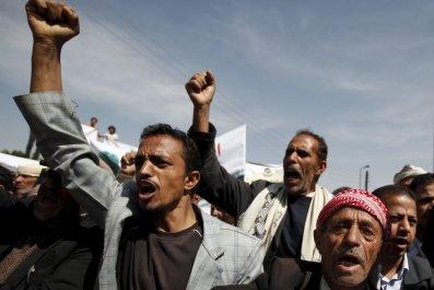 Yemen Saudi Arabia Middle East