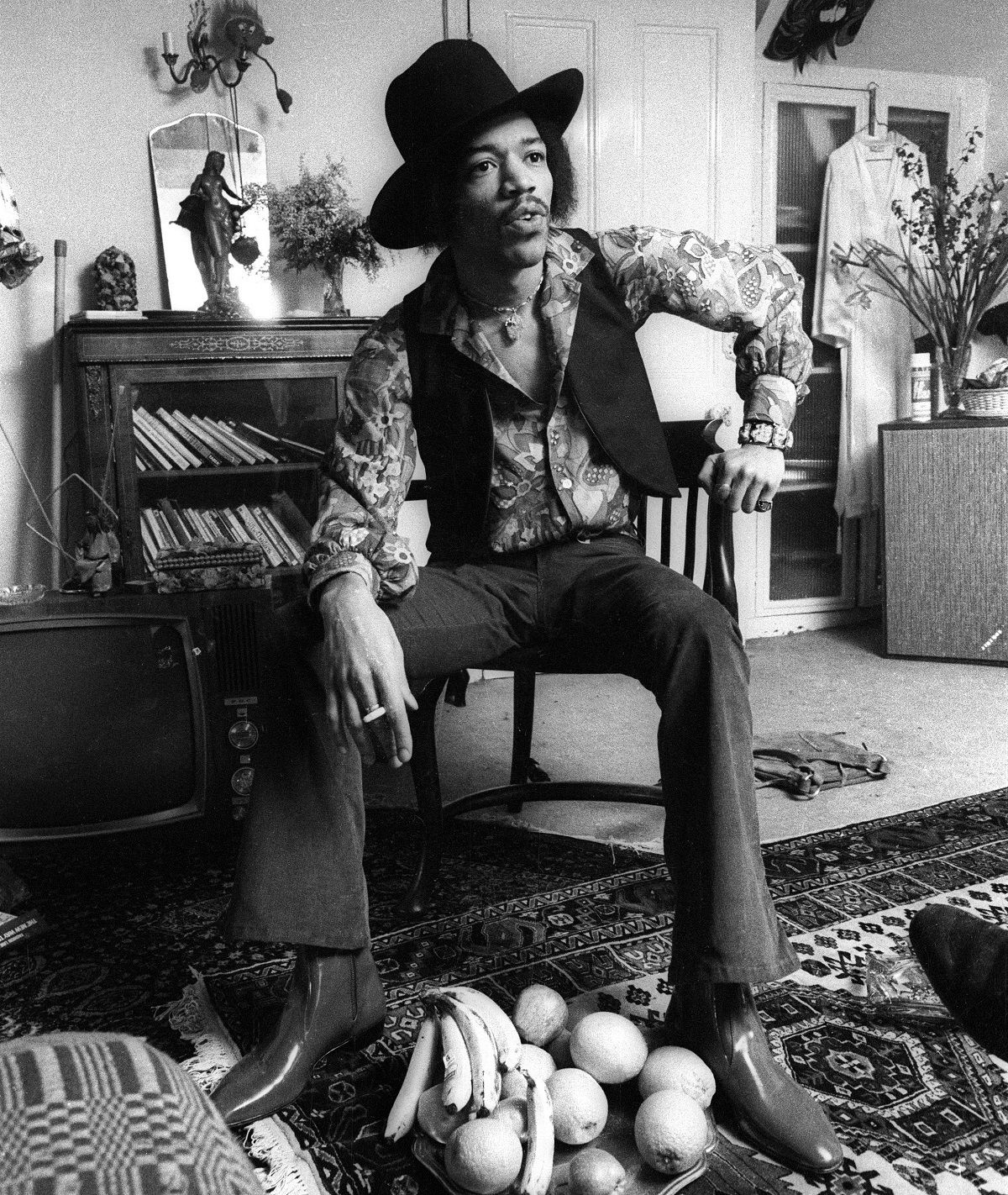 Jimi Hendrix flat to become museum