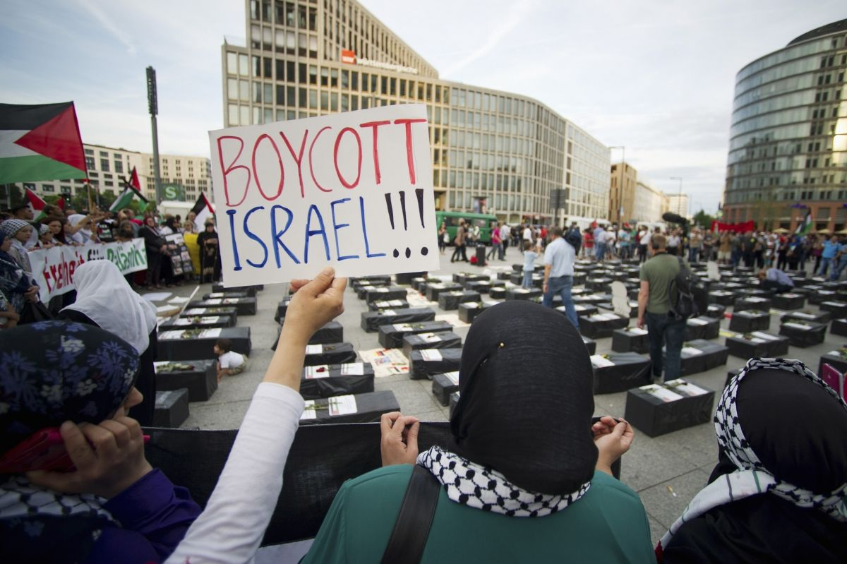 A question for those who boycott Israel