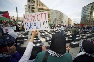 A question for those who boycott Israel