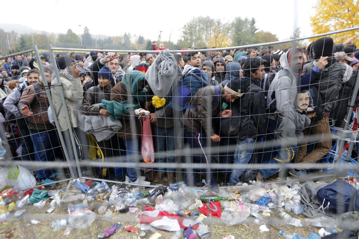 Europe's physical and mental barriers