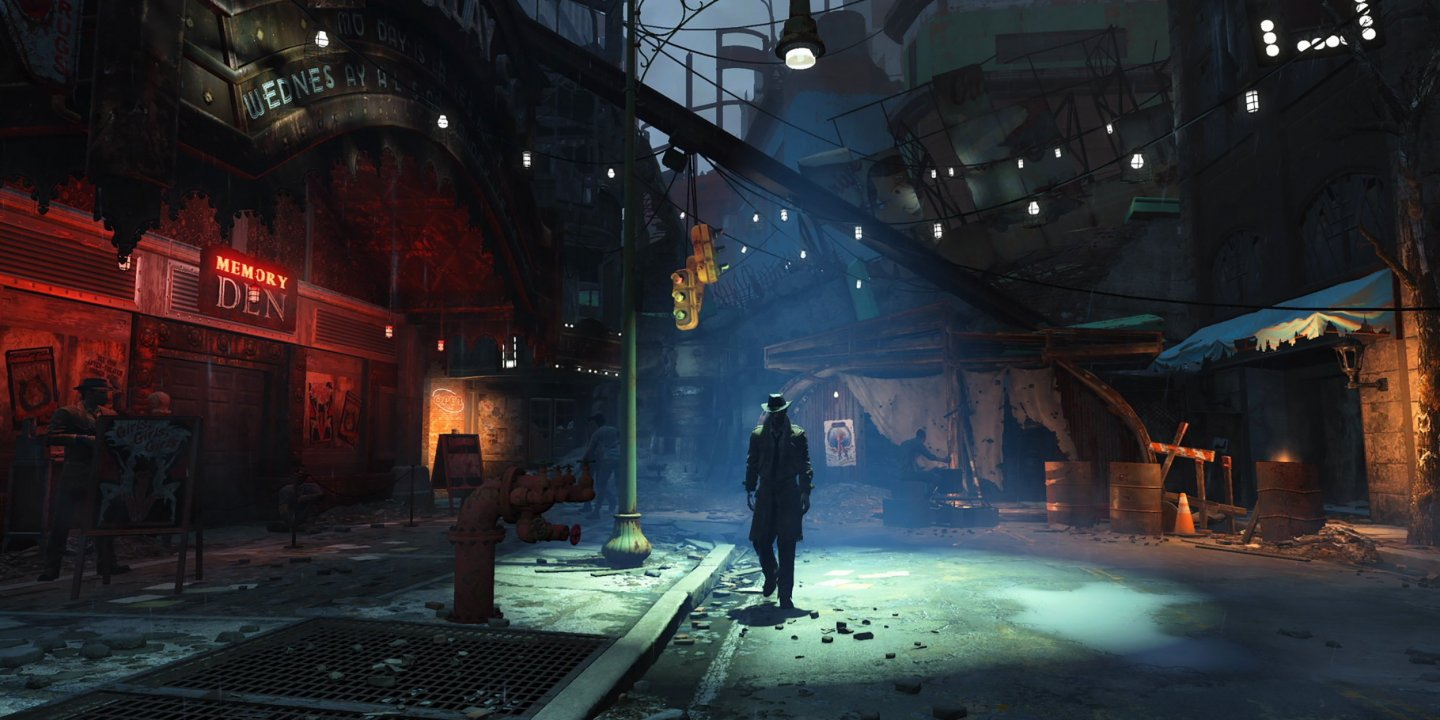 Fallout 4' Is the Most Complex Entertainment of Our Day, but
