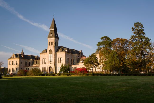 Kansas State University >> Kansas State University College Of Education