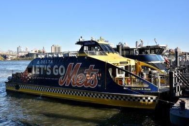 Amazin' Mets Express