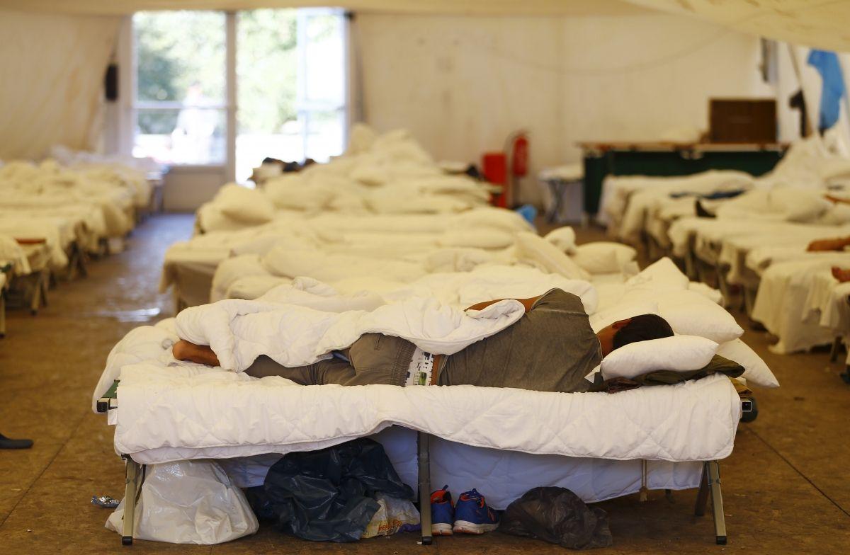 Afghan refugees returned by Germany
