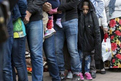 asylum seekers in belgium