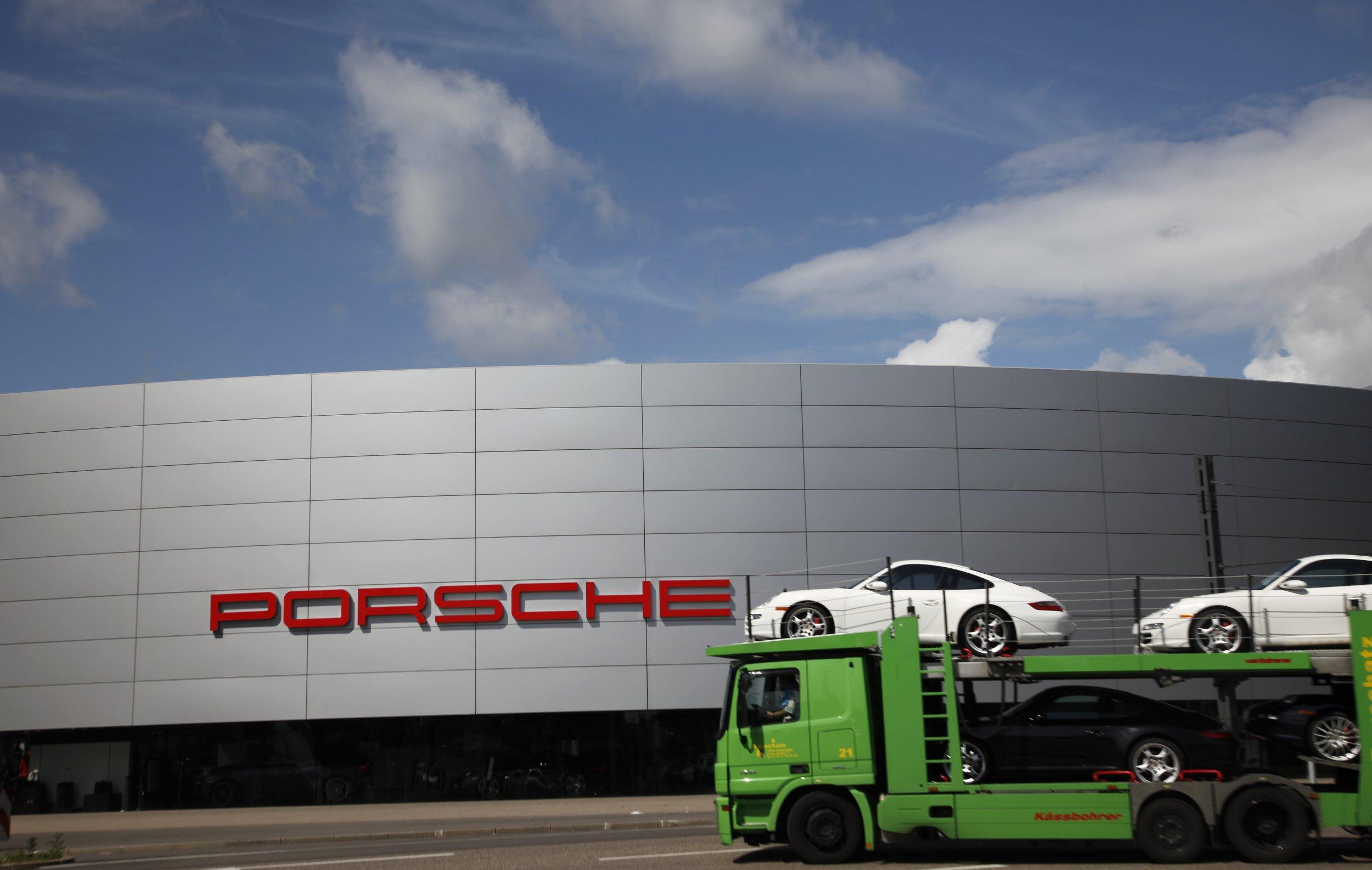 Porsche VW Emissions Cheating Scandal.