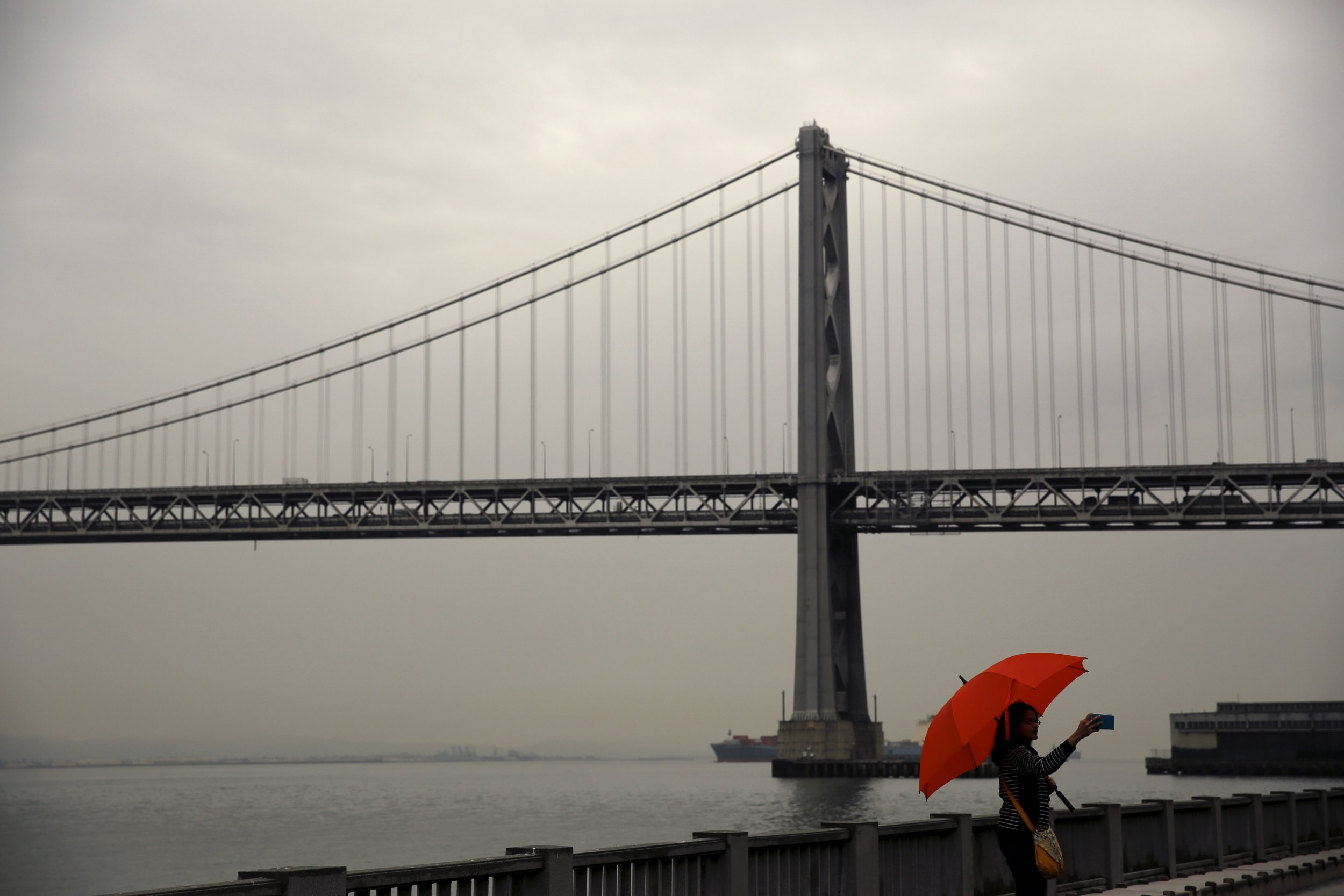 Image result for San Francisco Fall Light Rain