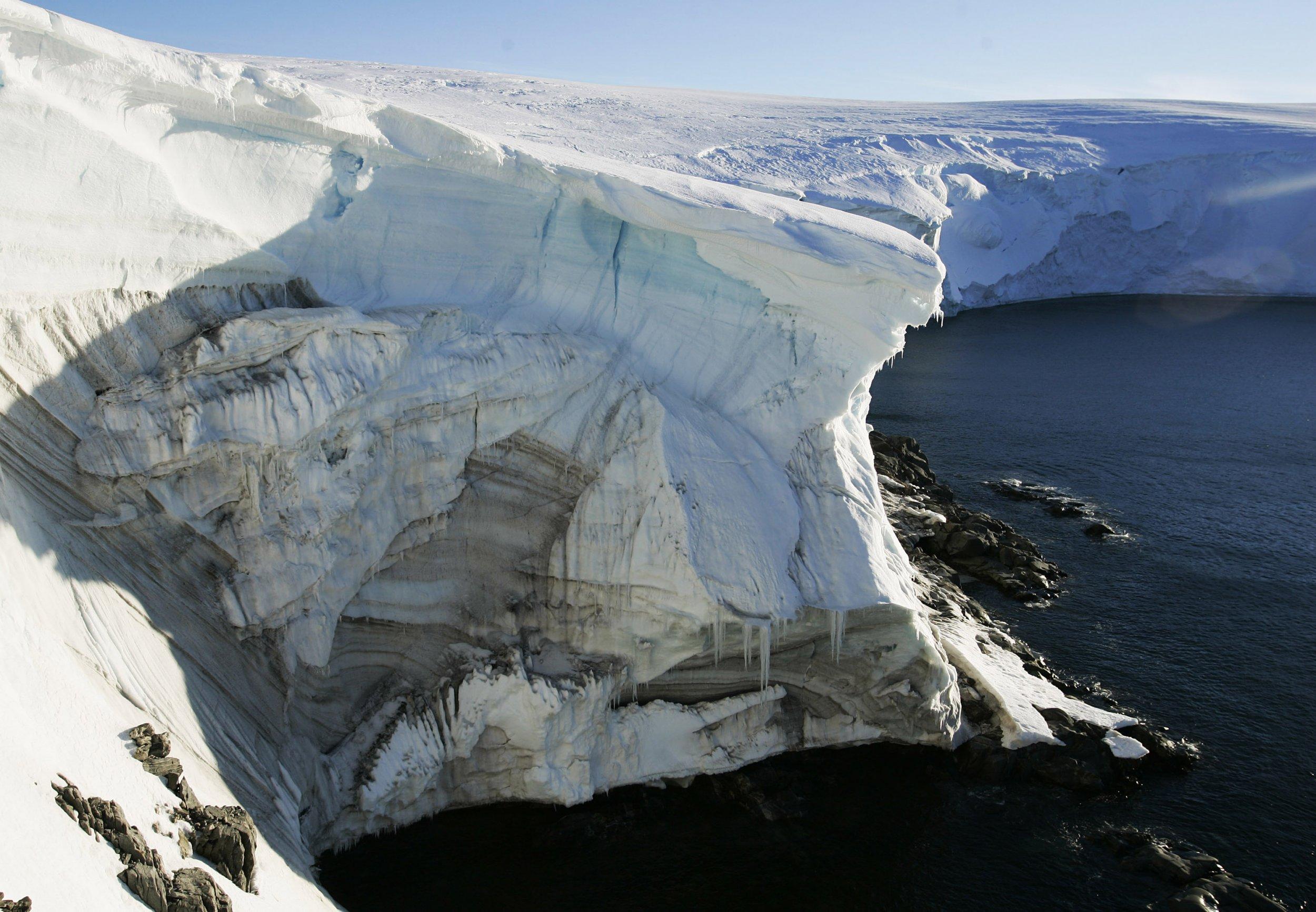 Antarctica Gaining Ice Doesnt