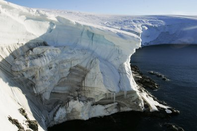 Antarctica is Gaining Ice, But that Doesn't Mean Climate Change is Over