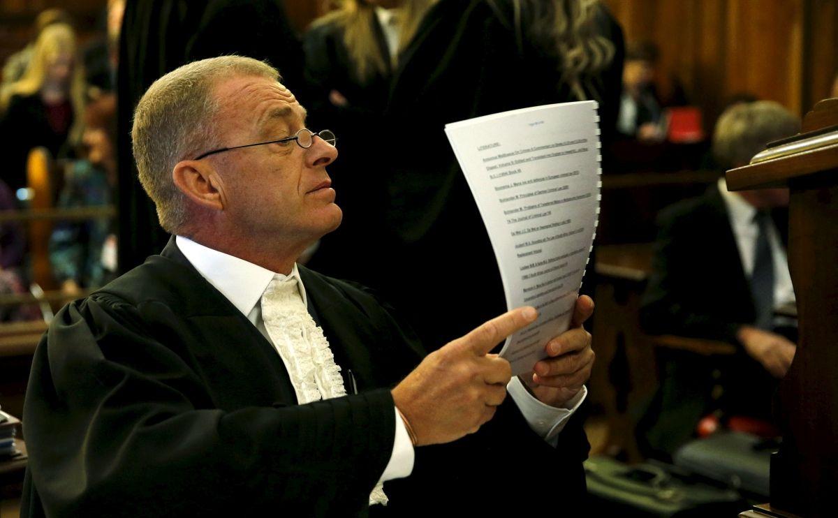 Gerrie Nel Pistorius trial