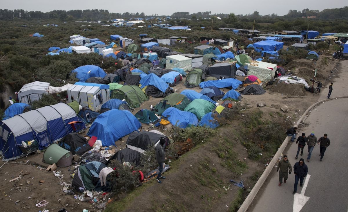 Court orders improvements to calais refugee camp conditions - Tables decennales pas de calais ...