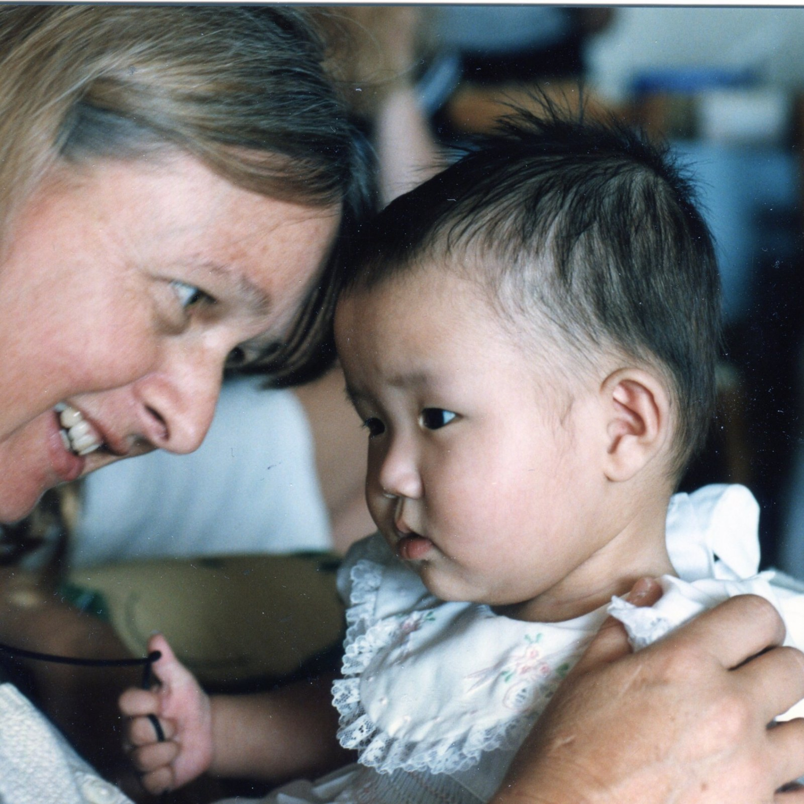 China's One-Child Policy and American Adoptees