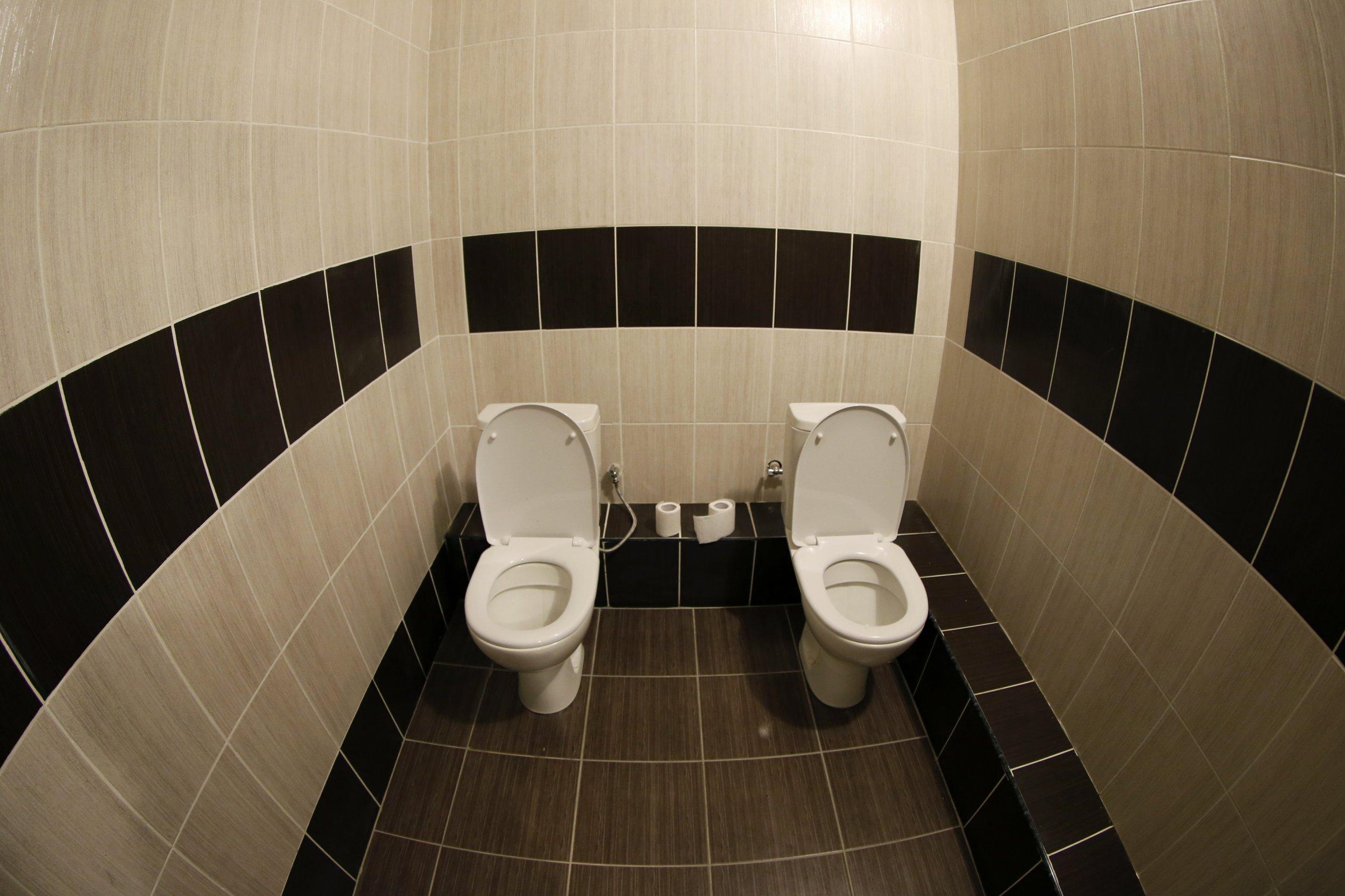 Basic Sanitation Goes Down the Drain