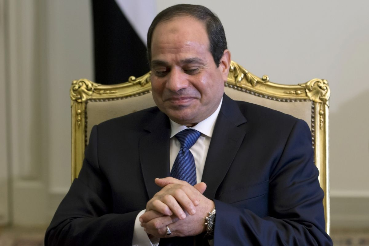 A new Egyptian law gives the president the power to pick a media regulator