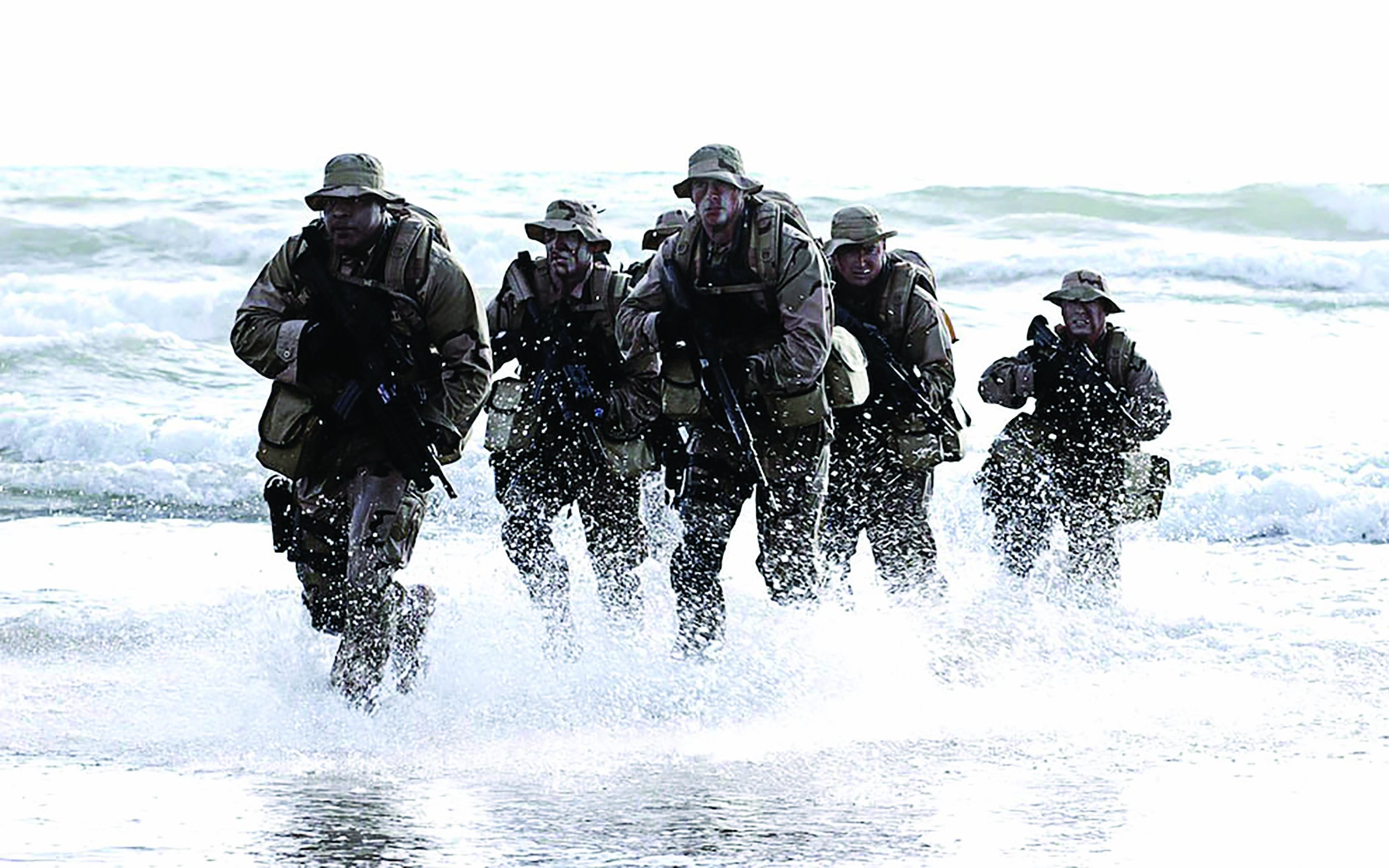 Navy SEALs: The Only Easy Day Was Yesterday