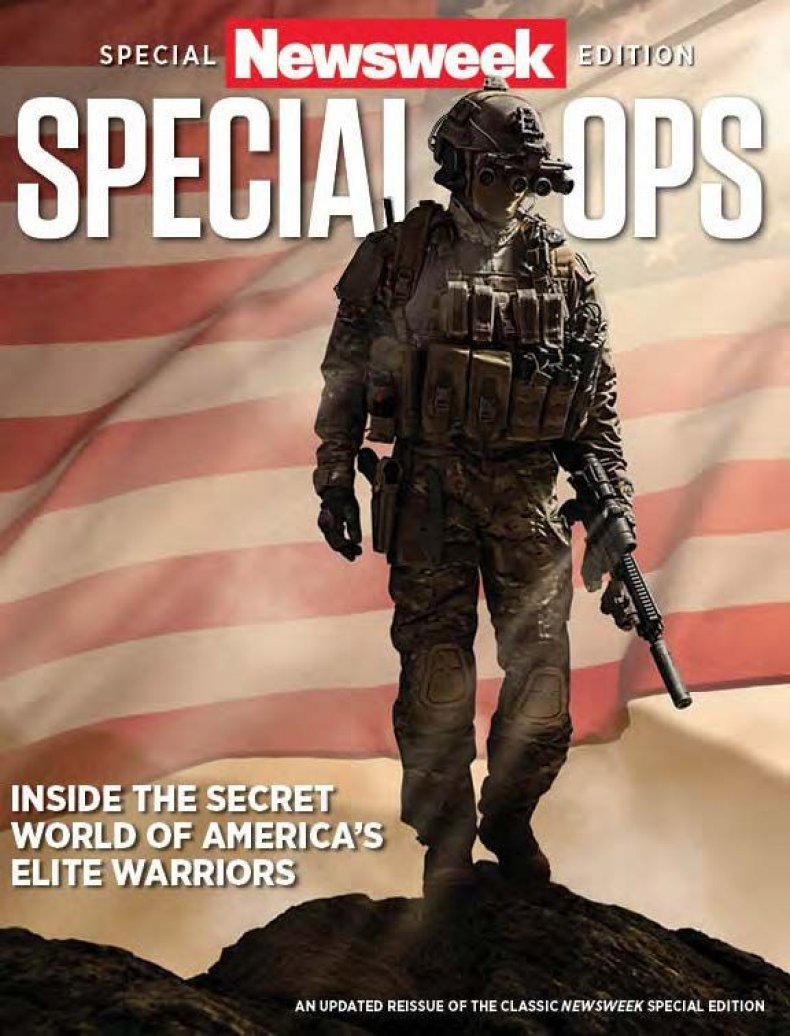 SpecOps Reprint Cover