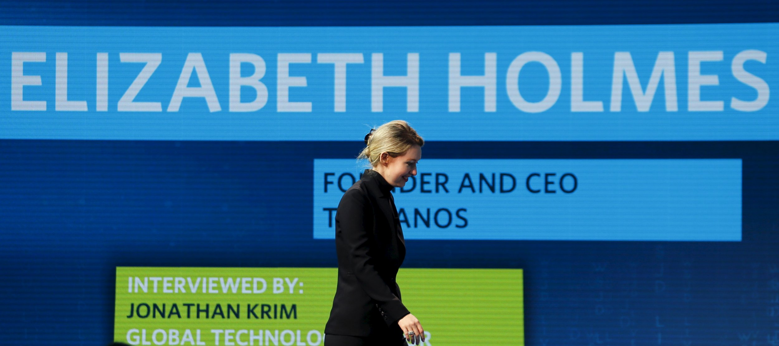 the problems at Theranos