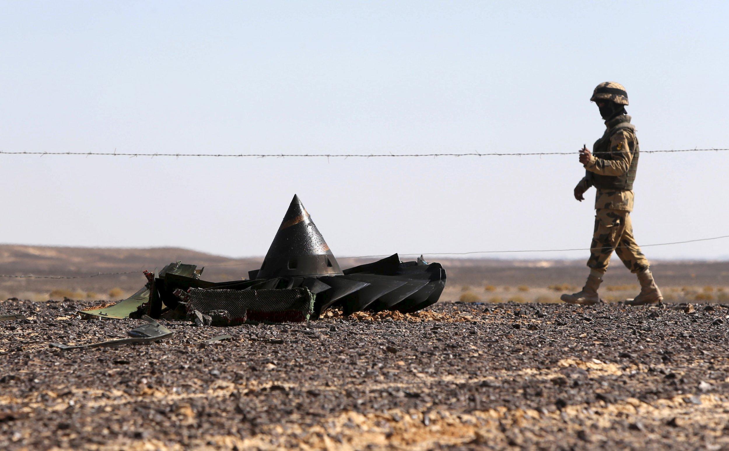 1104_Russia Plane Crash Sinai