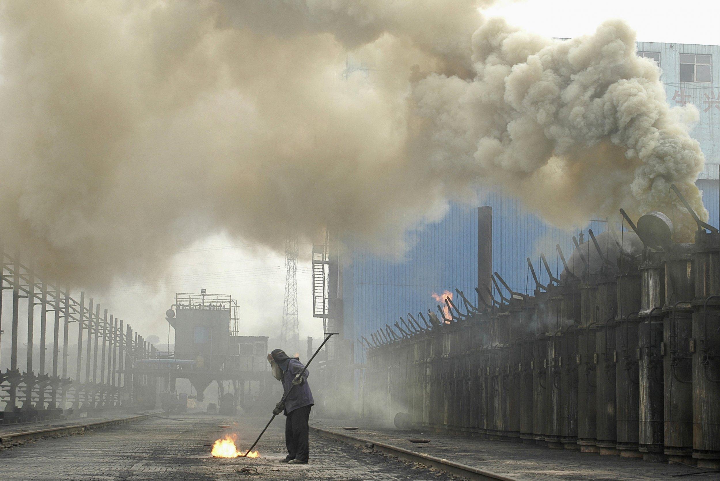 china-coal-plant